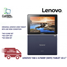 [USED] LENOVO TAB2 A7600-F 16GB [WIFI] TABLET 10.1""