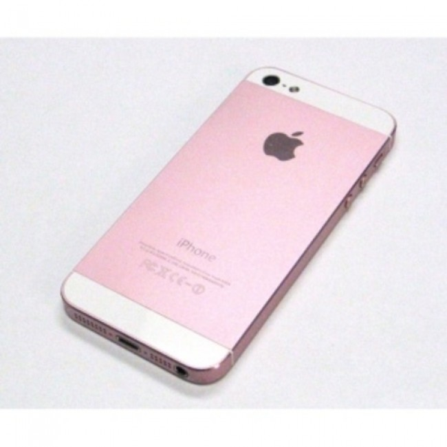 [USED] APPLE Iphone 5 64GB PINK  99% LIKE NEW